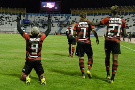 San Jose Flamengo 05032019