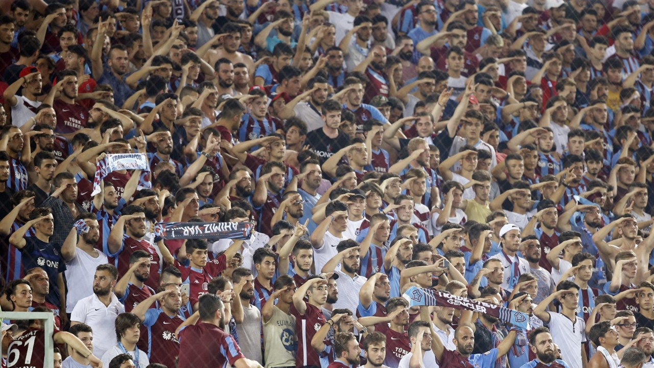 Trabzonspor fans
