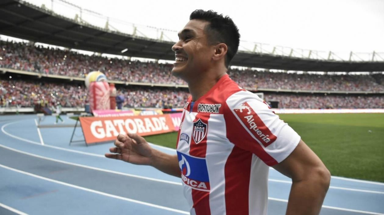 Teofilo Gutierrez - Junior 2017