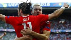 Gareth Bale Wales Euro 2016