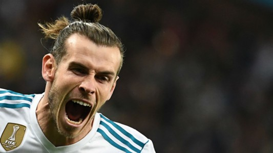 Bale Real Madrid 09 08 2018