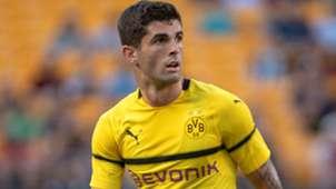 Christian Pulisic Borussia Dortmund 26072018