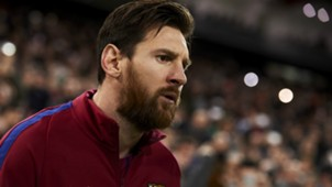 Lionel Messi Valencia Barcelona Copa del Rey