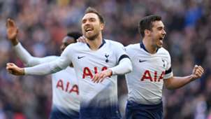 Christian Eriksen, Harry Winks, Tottenham