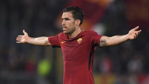 Kevin Strootman AS Rom 10042018