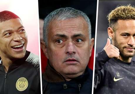 What will Neymar & Mbappe do to Jones & Smalling?!