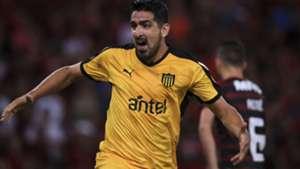 Lucas Viatri Flamengo Penarol Copa Libertadores 03042019