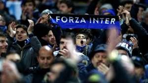 Inter Mailand Fans vs Tottenham