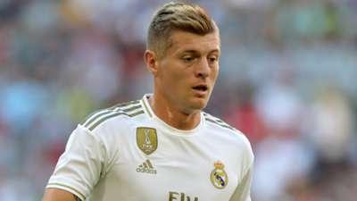 Toni Kroos Real Madrid 2019-20