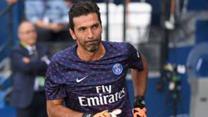 Gianluigi Buffon PSG 2018
