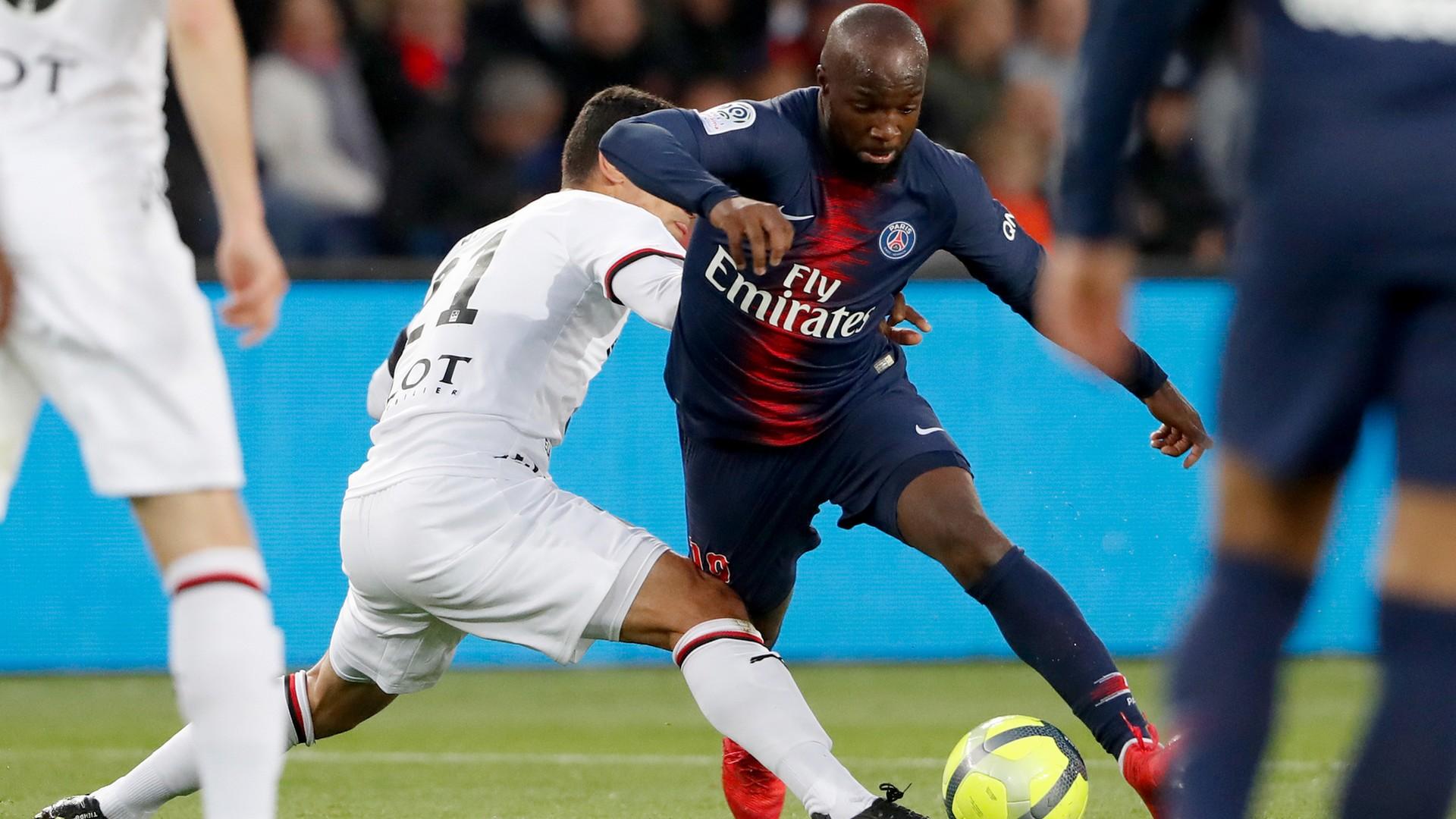 Lassana Diarra PSG Rennes Ligue 1 12052018