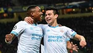 Chucky Lozano Inter PSV