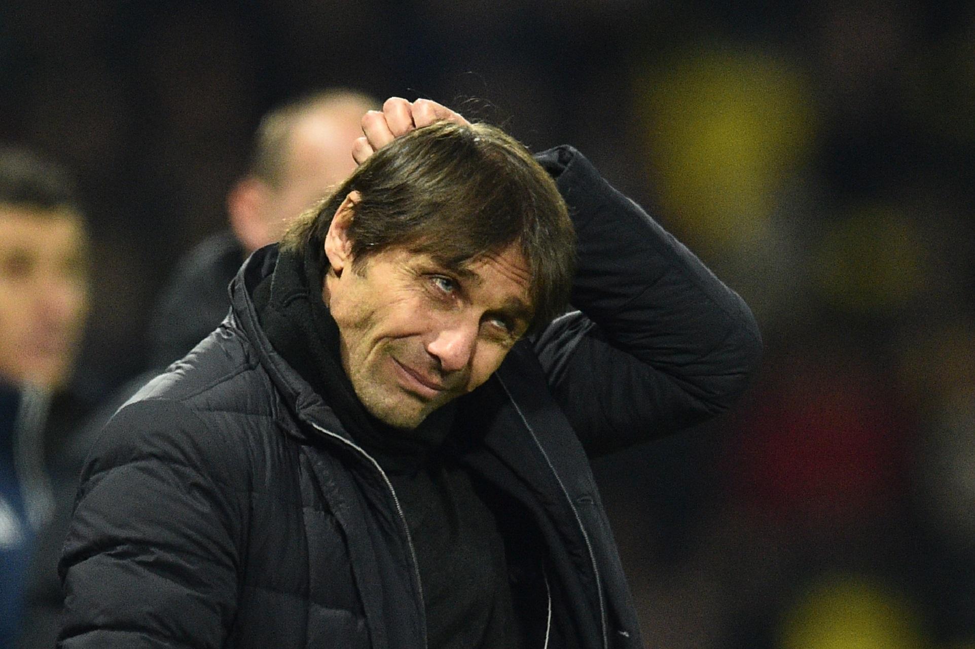 Antonio Conte Chelsea 05022018