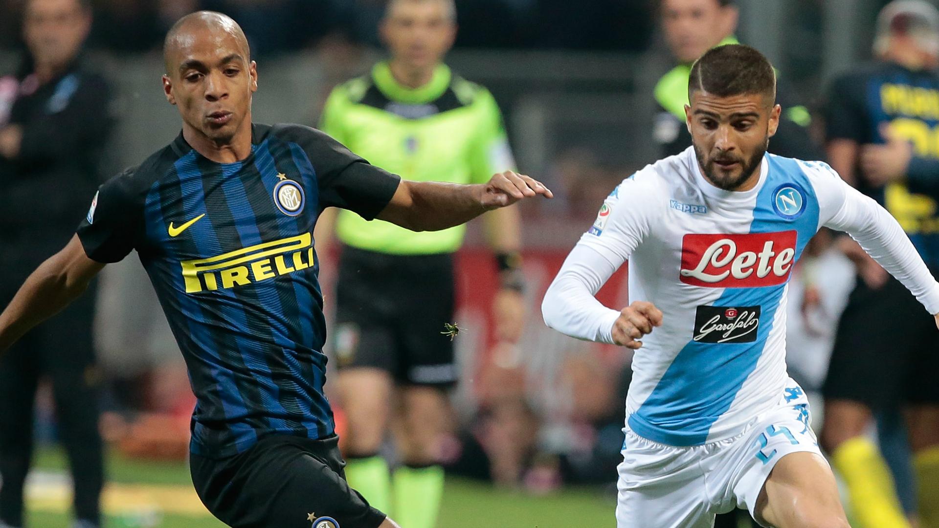 Joao Mario Insigne Inter Napoli Serie A