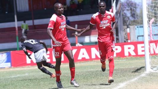 Ulinzi Stars grind out win against Kakamega Homeboyz