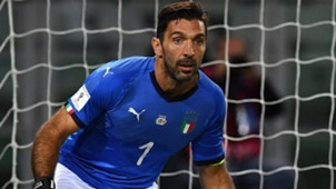 Gigi Buffon Italy Macedonia