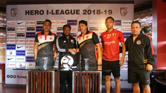 Lajong vs East Bengal I-League 2018/19