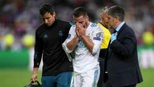Carvajal Real Madrid Champions League