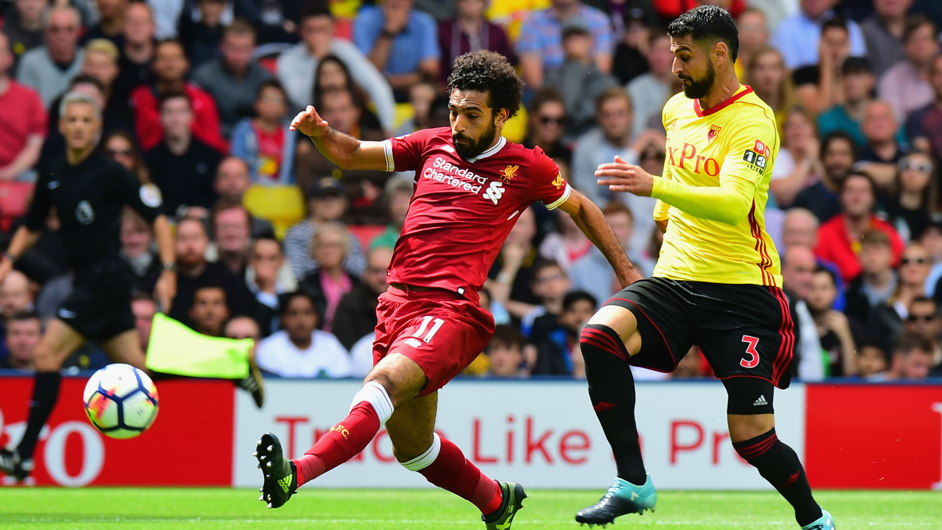 Mohamed Salah at Watford