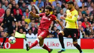 Mohamed Salah at Watford