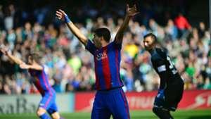 Suarez Betis Barcelona