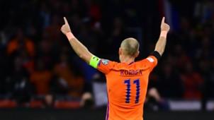 Arjen Robben, Netherlands 10102017