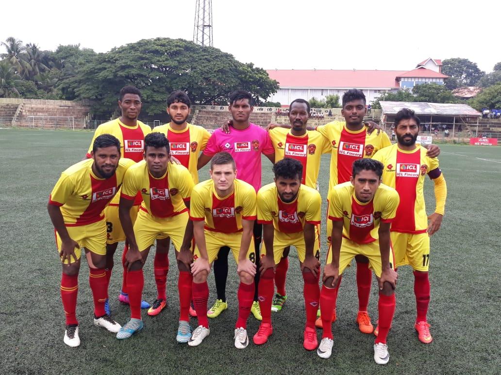 Gokulam Kerala KPL 2018