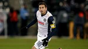 Alejandro Bedoya Philadelphia Union MLS 2018