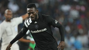 Augustine Mulenga, Orlando Pirates, April 2018