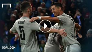 Ronaldo Juventus Udine