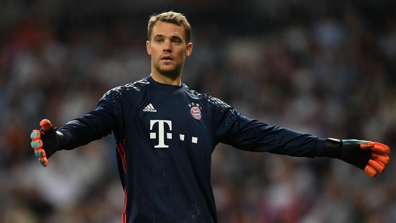 Bayern Munich star Manuel Neuer isn t human he s a puter