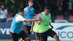 Calos Bacca pretemporada AC Milan 2017-18