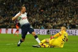 Ederson Harry Kane Tottenham Manchester City Premier League