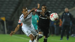 Nazeer Allie and Mahlatse Makudubela - Orlando Pirates v Bidvest Wits 15022017