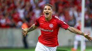 Paolo Guerrero Internacional Palestino Copa Libertadores 09042019