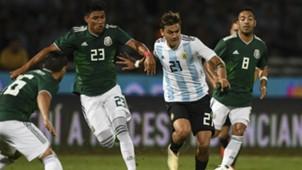 Paulo Dybala Argentina - México