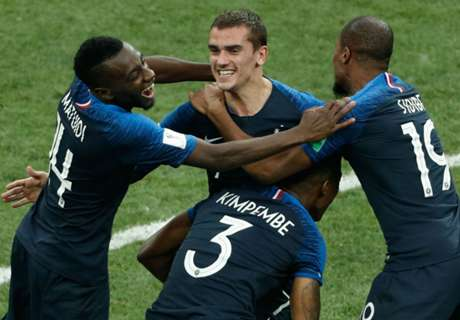 Betting: France 7/1 to retain their World Cup crown