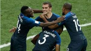 France Croatia World Cup 2018
