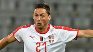 Nemanja Matic Serbia 2018