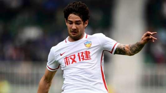 Alexandre Pato Tianjin Quanjian CSL