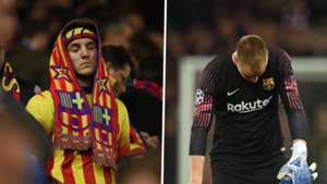 Barcelona misery Liverpool