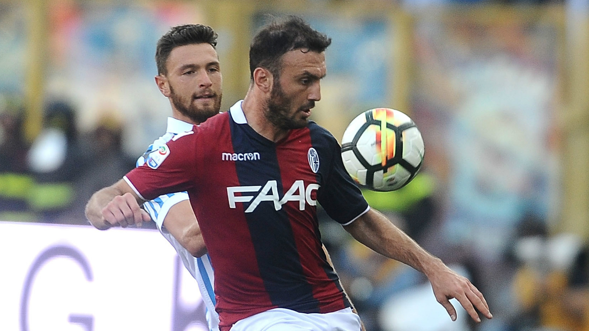 Vasilis Torosidis, Bologna, SPAL, Serie A, 15102017