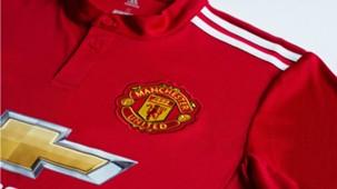 Manchester United new kit 1718