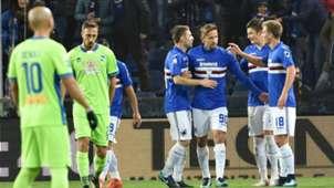Sampdoria Pescara Coppa Italia 28112017