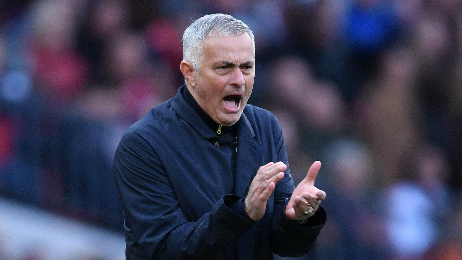 Jose Mourinho Manchester United Newcastle Premier League 2018-19