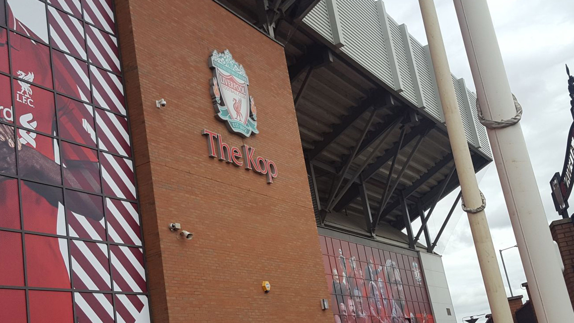 The Kop - Anfield