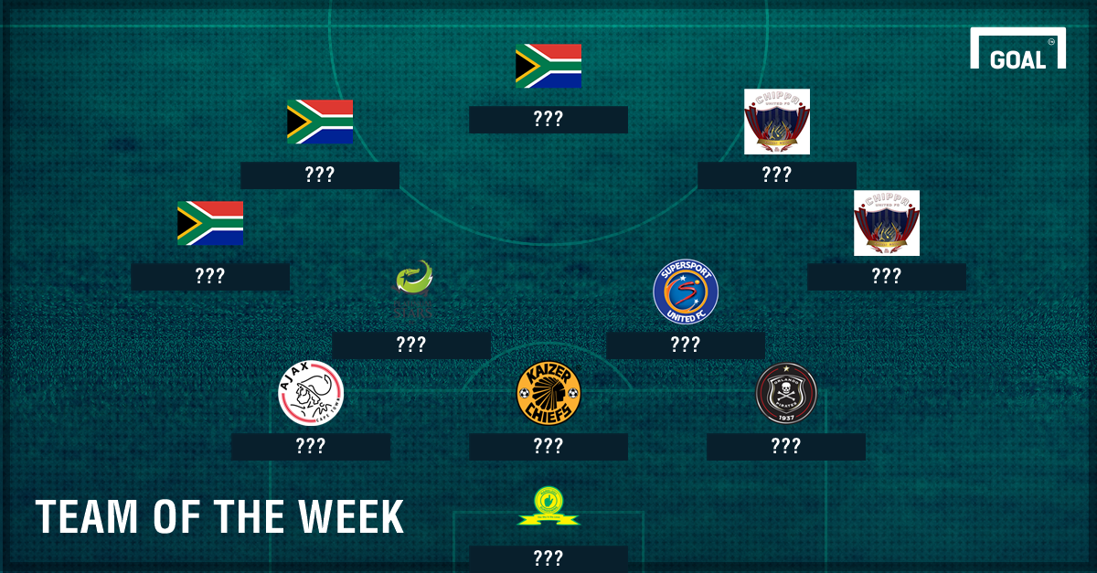 SA Team of the Week PS 02 March