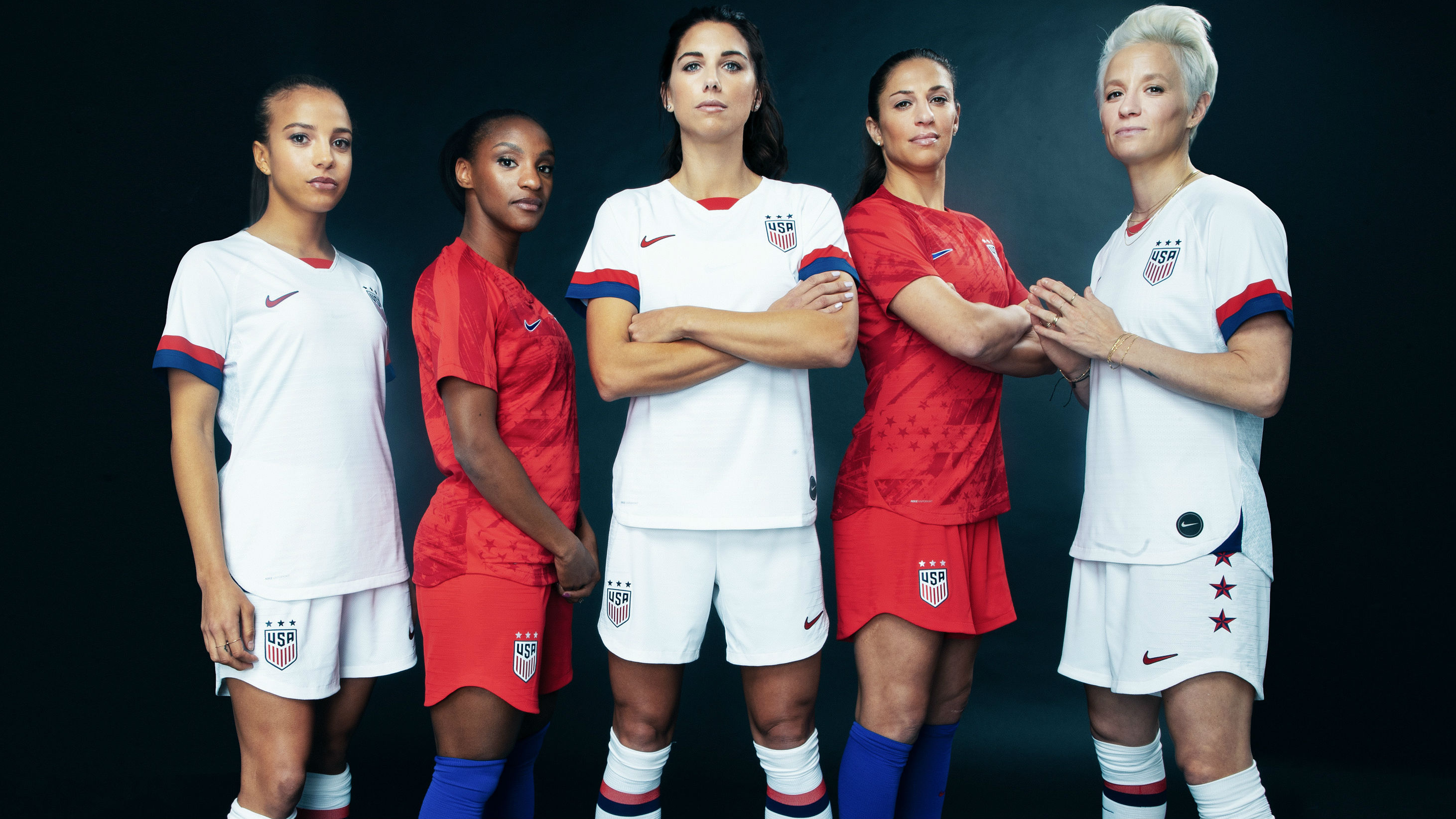 England women reveal bespoke new kit for 2019 World Cup