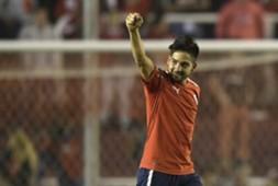 Martin Benitez Independiente Millonarios Copa Libertadores 15032018