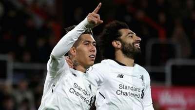 Robert Firmino Mohamed Salah Liverpool